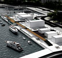 Randari Ansamblu Portul Constanta