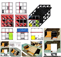 Randari Concept Exercitiu Anul 1 Arhitectura