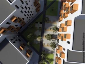 Randari Exterioare Proiect Locuinte