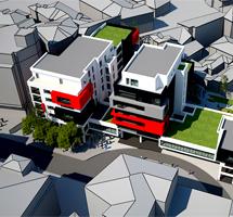 Randari Imobiliare Cladiri Rezidentiale