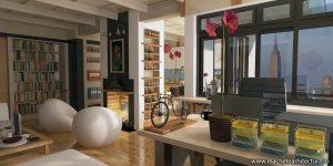 Randari Interior Amenajare Apartament