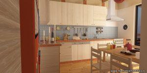 Randari 3d Interior Apartament