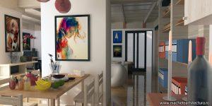 Randari Interior Apartament
