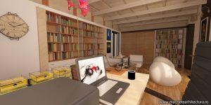 Randari Interior Apartament 3d