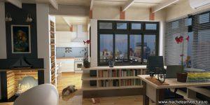Randari Apartament 3d