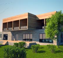 Randari 3D Diploma Arhitectura