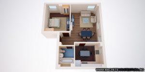 randari 3d apartamente