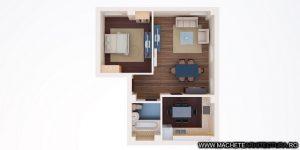 randari 3d imobiliare apartamente