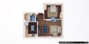 randare 3D imobiliare