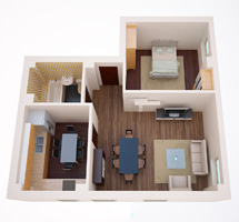 randari imobiliare compartimentari apartamente