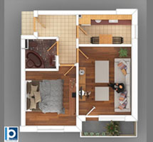 Randari 2d apartamente imobiliare