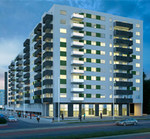 Randari 3D Exterioare Envogue Residence