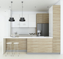 Randari Interioare Apartament Timisoara