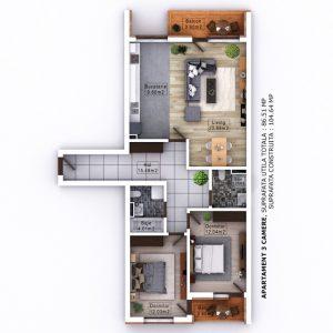 Randari Global City Residence