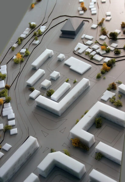 Macheta Urbanistica