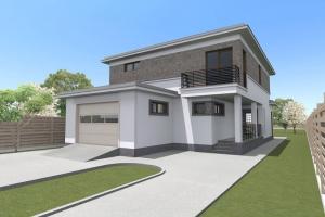 proiect randare 3d casa