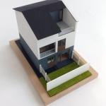 macheta arhitectura casa