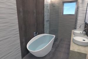 randari interior baie